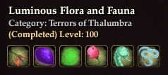 Luminous Flora and Fauna (Collection)