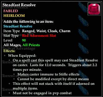 Steadfast Resolve (Adornment)