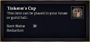Tinkerer's Cup
