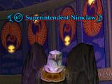 Superintendent Nimclaw