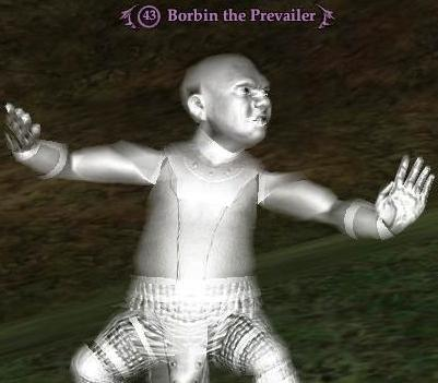 Borbin the Prevailer