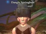 Dangle Springbolt