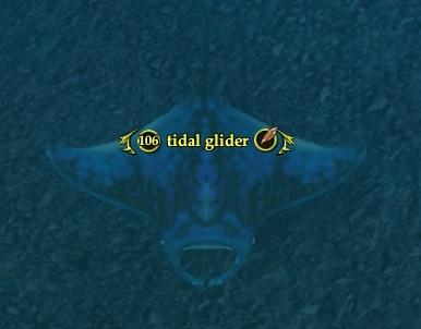 Tidal glider