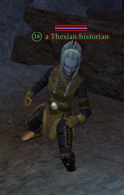 A Thexian historian