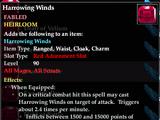 Harrowing Winds