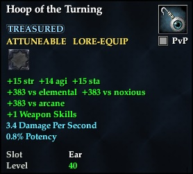 Hoop of the Turning