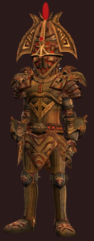 Knight's Empyrean (Armor Set)