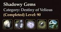 Shadowy Gems