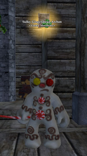 Sulky Gingerdread Archon