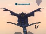 A swoop serpent
