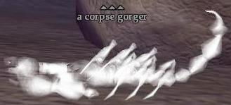 A corpse gorger