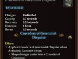 Crusaders of Greenmist Disguise
