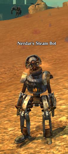 Nerdar's Steam Bot