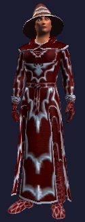 Temporal Foresight Set (Armor Set)