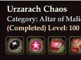 Urzarach Chaos