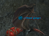 A blood gorger (Loping Plains)