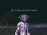 A deep spawn consort