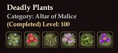 Deadly Plants