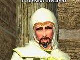 Professor Heribert