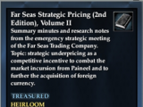 Far Seas Strategic Pricing (2nd Edition), Volume II