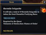 Elements of Destruction: Flames of Order
