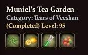 Muniel's Tea Garden