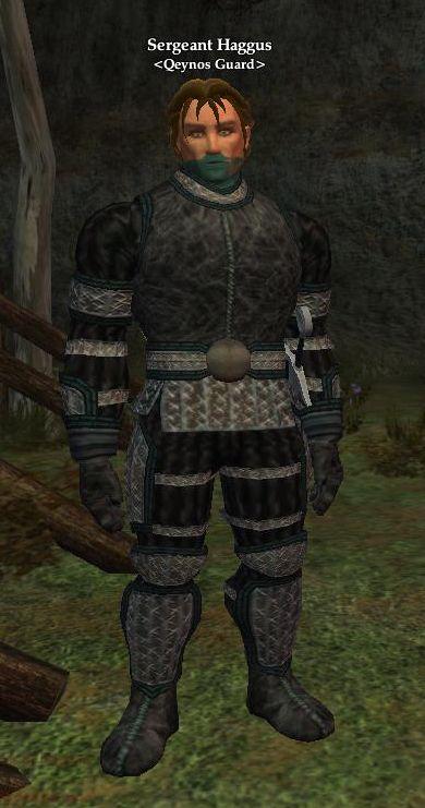 Sergeant Haggus