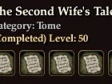 The Second Wife's Tale