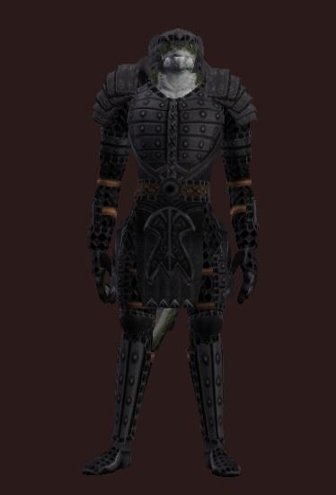 Animist's Citadel (Armor Set)