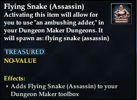 Flying Snake (Assassin)