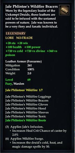 Jale Phlintoe's Wildfire Bracers (Version 1)