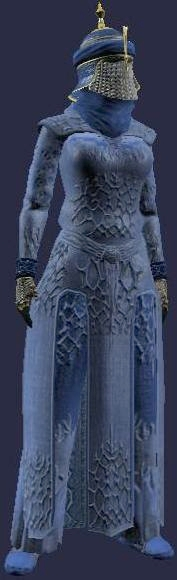 Pristine Tailored Damask (Armor Set)