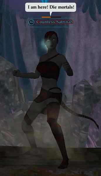 Countess Satrinah