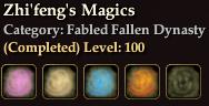 Zhi'feng's Magics