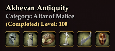 Akhevan Antiquity