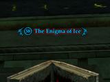 The Enigma of Ice