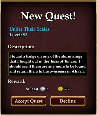 Under Their Scales