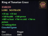 Ring of Tunarian Grace (Version 1)
