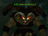 Alegos the Betrayer