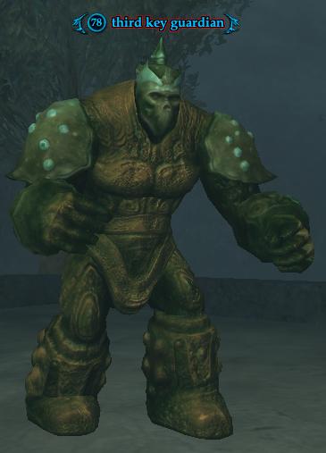 Third key guardian