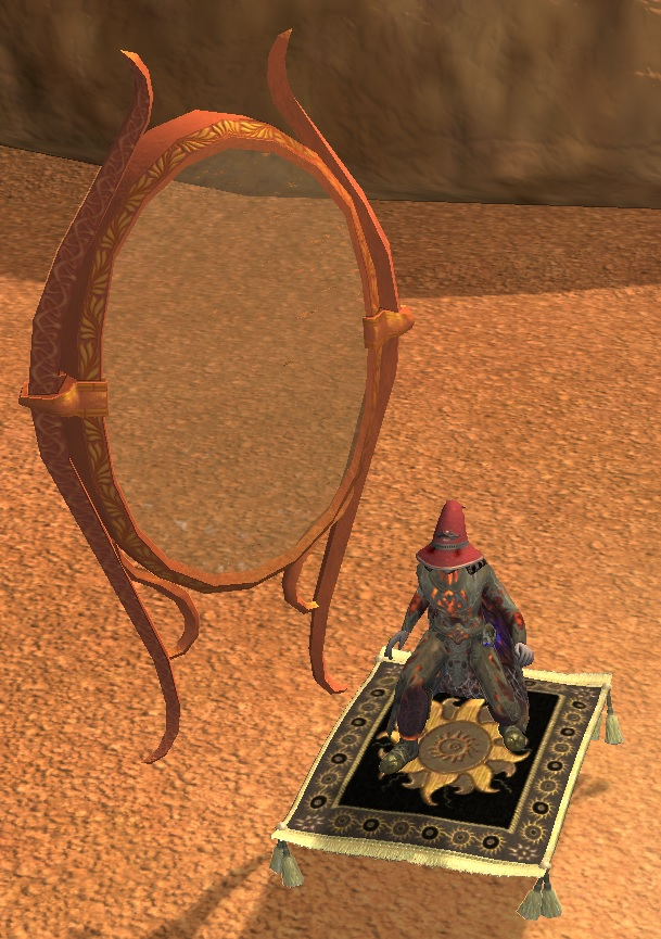 The Fabled Djinn Master's Prism