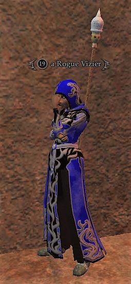 A Rogue Vizier