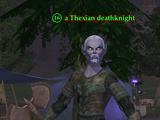 A Thexian deathknight