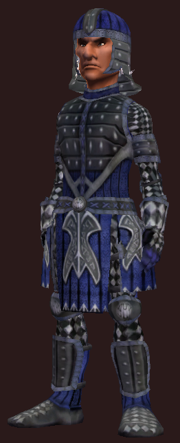 Darkblade's Lacerating (Armor Set)