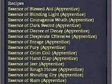 Alchemist Essentials Volume 22