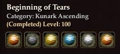 Beginning of Tears