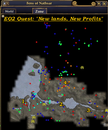 New Lands, New Profits