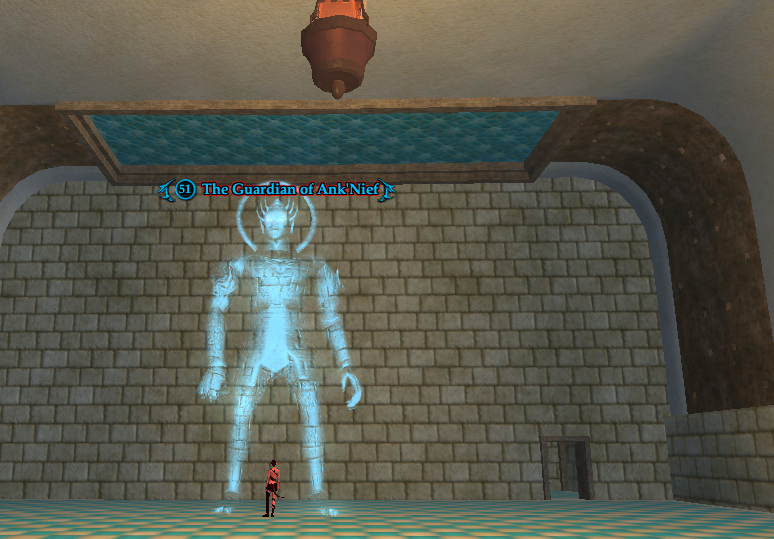 The Court of Truth (Quest Instance)