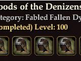 Hoods of the Denizens