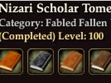 Nizari Scholar Tomes